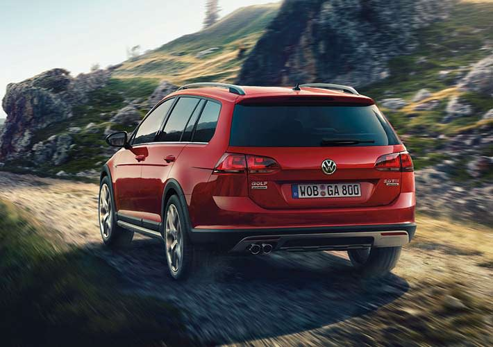 Golf Variant Alltrack Review