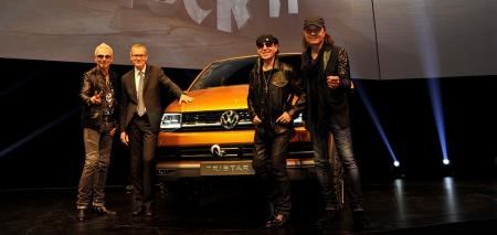 IAA Welcome Night von Volkswagen Nutzfahrzeuge.