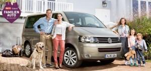 Der Multivan: Familienauto des Jahres.