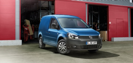 Small Van of the Year: der Caddy.