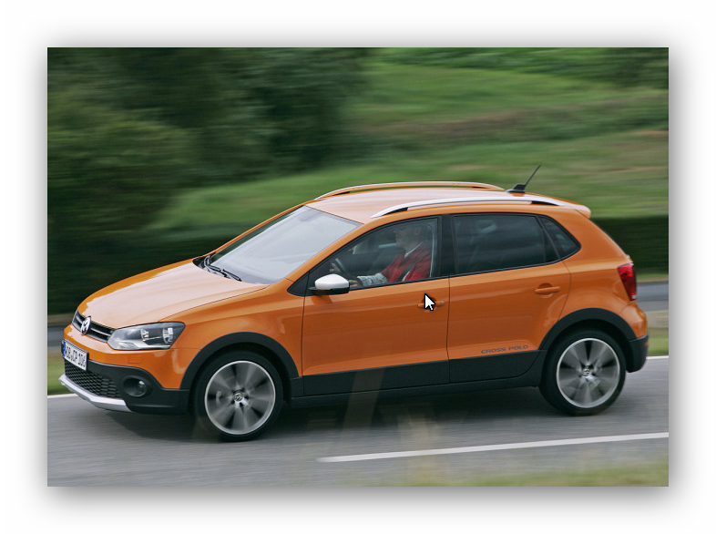 Δοκιμή: VW Cross Polo 1.2 TSI
