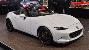 Mazda specs new MX-5 Miata with accessories