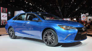 2016 Toyota Camry and Corolla Special Editions hit the floor