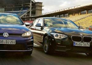 Σύγκριση: S3 Sportback, M135i xDrive, Golf R
