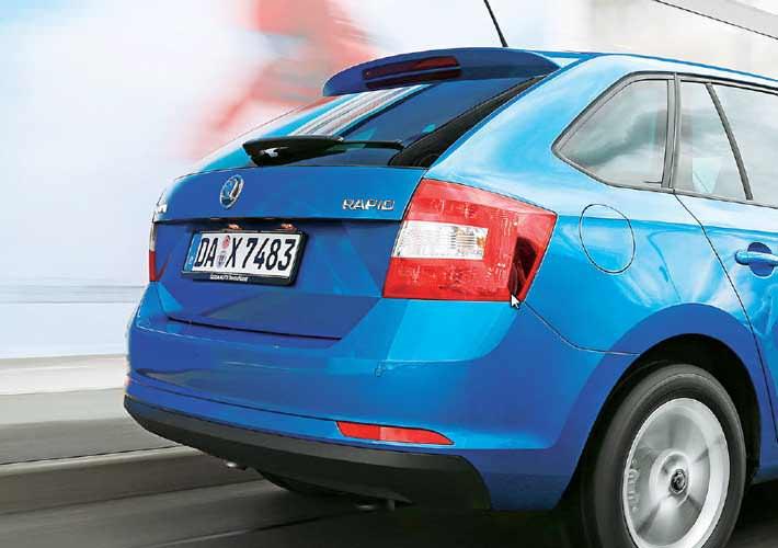 Σύγκριση: VW Golf vs Skoda Rapid Spaceback