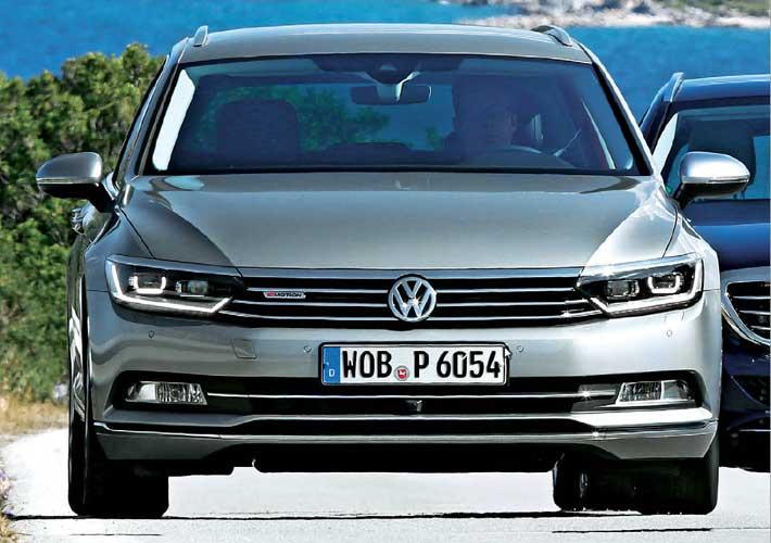 VW Passat Variant: Σύγκριση 3 station μεσαίας κατηγορίας