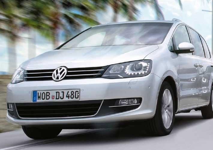 VW Sharan: Review