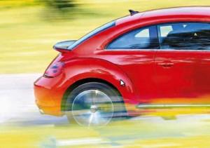 VW Beetle: μια 'στρογγυλεμένη υπόθεση'