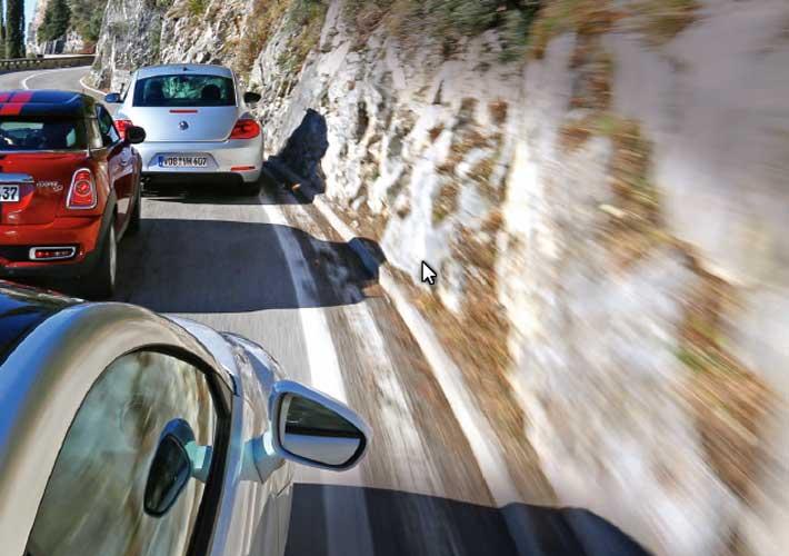 VW Beetle – 'εξοικονομήστε όμορφα' (συγκριτικό test)