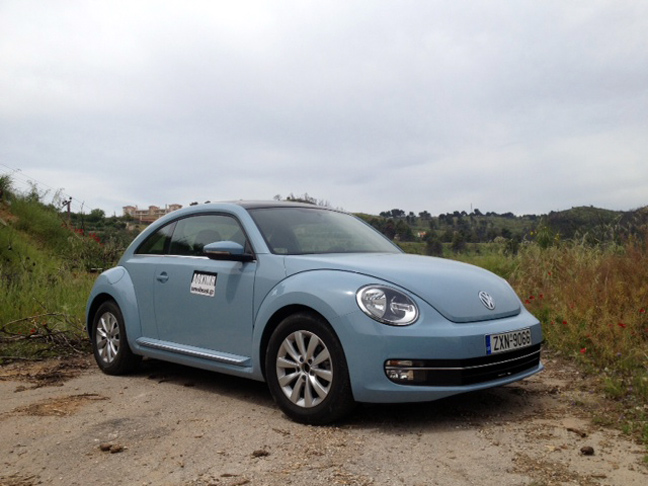 The Beetle – Δοκιμή via Newsbeast