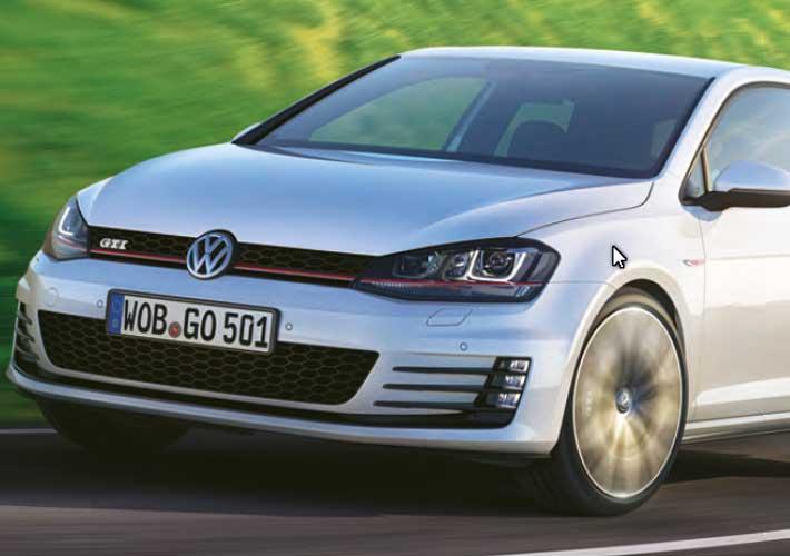 Δοκιμαστική οδήγηση: VW Golf GTI