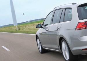VW Golf Variant: δοκιμαστική οδήγηση