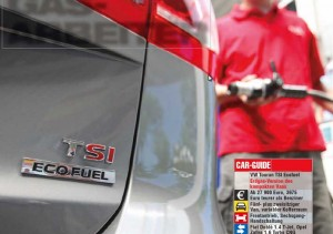 Touran – TSI Eco Fuel, review