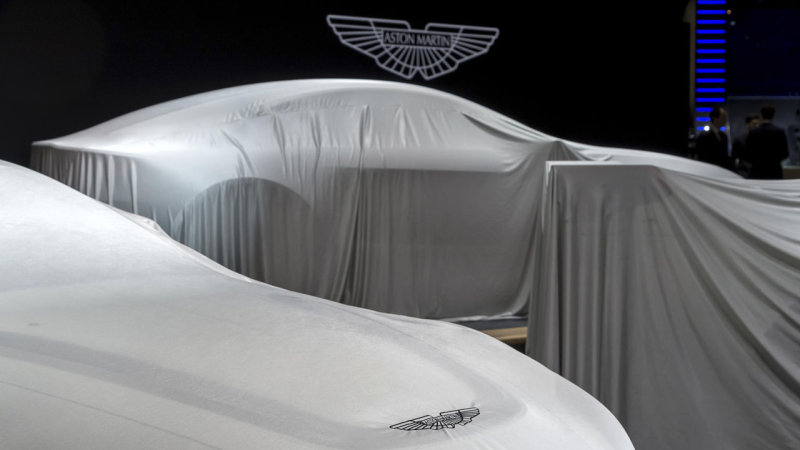 Aston Martin considering three new model lines