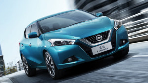 Nissan introduces new Lannia sedan in China [w/videos]