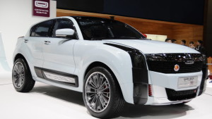 Qoros 2 SUV PHEV concept shows a promising way forward in Shanghai