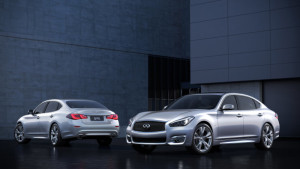 Infiniti spruces up Q70L Bespoke Edition for Shanghai [w/video]