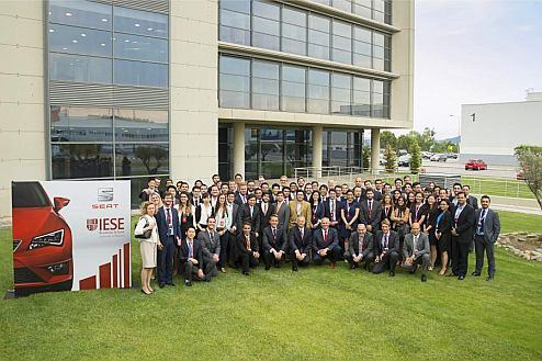 """IESE and SEAT promote research projects on smart cars for """"Smart Cities"""""""