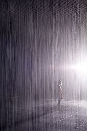 "Volkswagen supports major YUZ museum project in Shanghai: China Premiere of ""Rain Room"" by Random International"