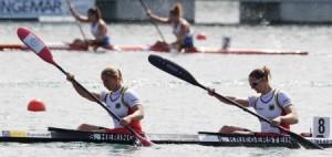 Überholspur auf dem Wasser – Gold bei Kanu-WM in Mailand.