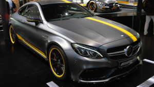 Mercedes-AMG C63 Coupe launches with DTM-styled Edition 1 [w/video]