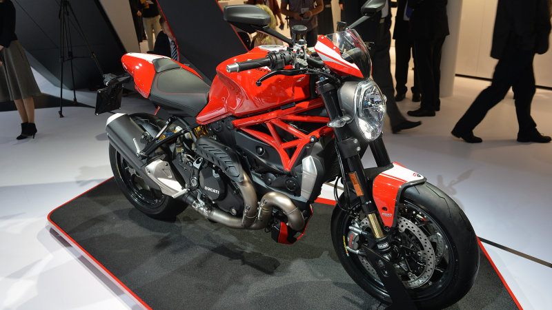 2016 Ducati Monster 1200 R finds room for more power [w/video]
