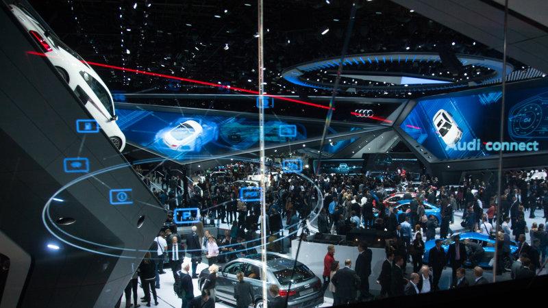 Editors' Choice: Top Five 2015 Frankfurt Motor Show Debuts