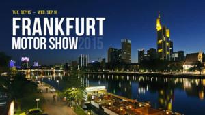 2015 Frankfurt Motor Show Recap