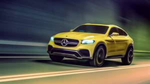 Production Mercedes GLC Coupe coming in 2016