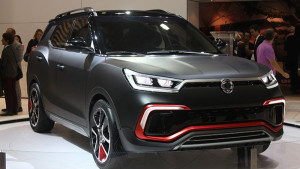 SsangYong XLV-Air and XAV concepts hint at a future off-road