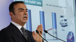 Ghosn hedges Nissan's 2020 autonomous deadline