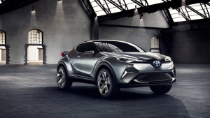 Toyota confirms C-HR crossover to debut at Geneva