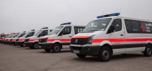 Mobile Helfer auf vier Rädern.