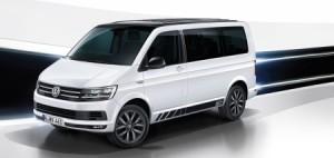 Ab sofort erhältlich: Edition-Modelle von Multivan und California.