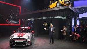Mini to skip 2016 Detroit, Geneva Auto Shows