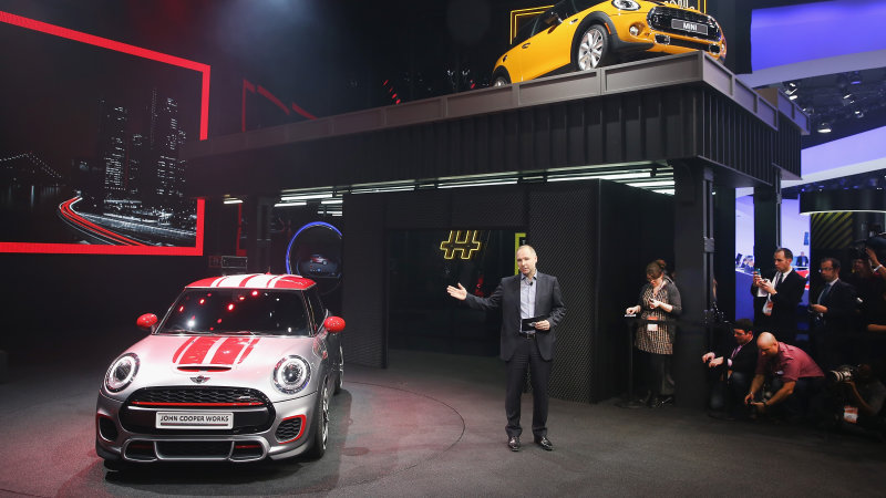 Mini to skip 2016 Detroit, Geneva Auto Shows