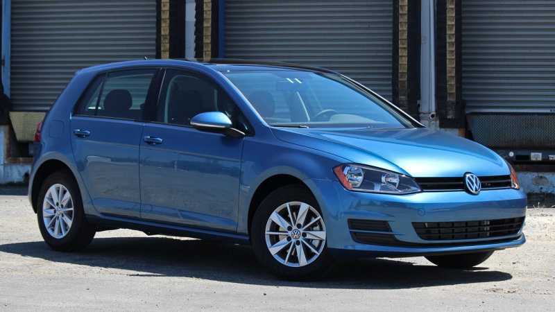 Updated VW Golf might bow in Geneva