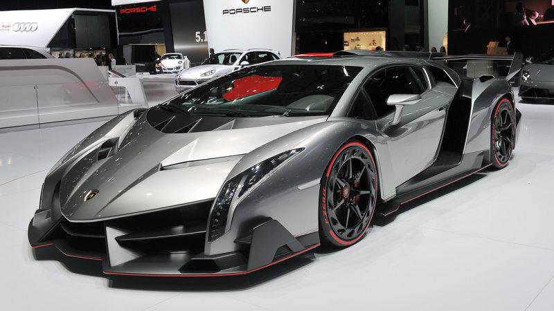The Lamborghini Centenario is sold out