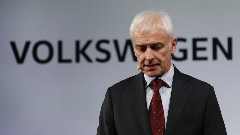 'We didn't lie' misstep summed up VW's bad week in Detroit