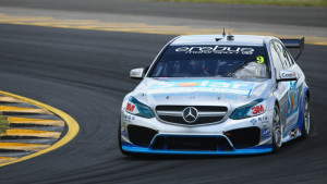 Mercedes disappears from Australia's V8 Supercars series