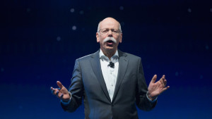 Daimler CEO takes unusual swipe against VW over diesel scandal
