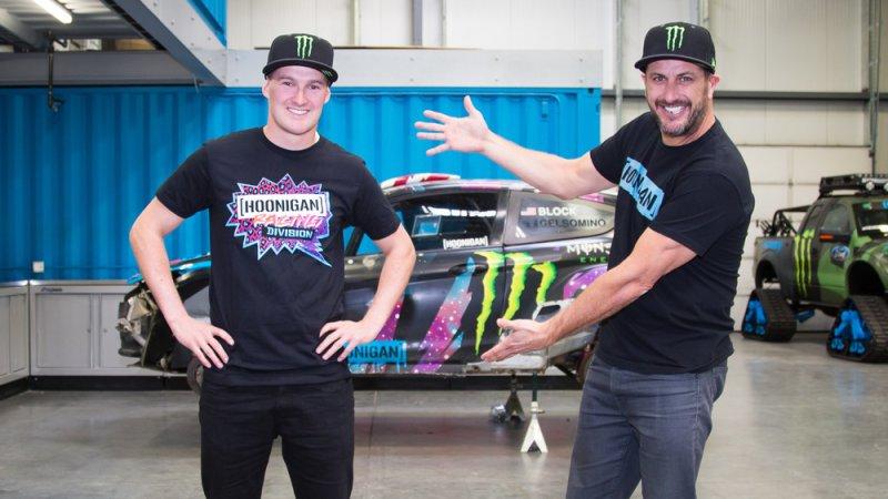 Ken Block gets a Norwegian teammate for World Rallycross