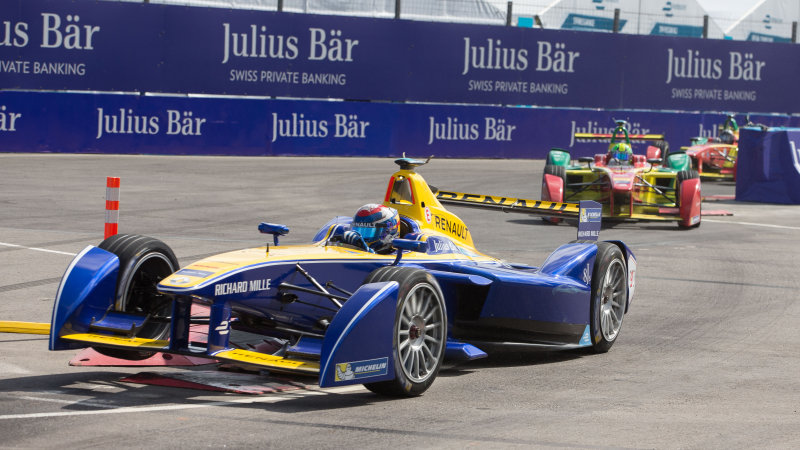 Formula E delays power increase to be phased in gradually
