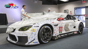 These BMW M6 GTLM racing liveries are great