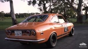 Petrolicious lets a 1971 Mazda RX-2 howl