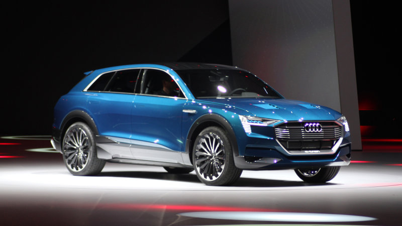 Recharge Wrap-up: Audi's EV SUV to be built in Brussels, Mercedes-Benz to extend EV range