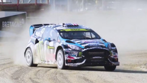 Ken Block to contest World Rallycross Championship with Ford