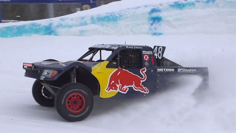 Red Bull Frozen Rush wraps up after 900-hp truck carnage