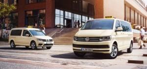 Neue Taxi-Modelle ab Werk.