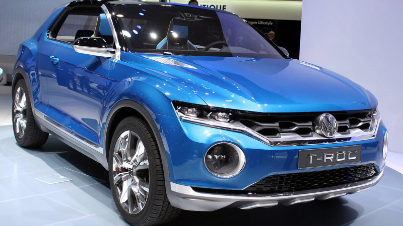 VW to show tiny T-Cross, a Juke and CX-3 rival, at Geneva